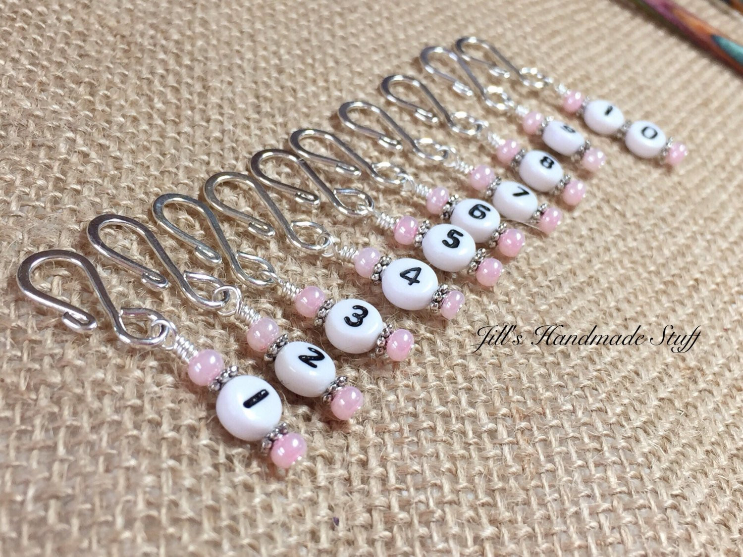 Inspirational Row Counter Stitch Markers Removable Numbered Stitch Markers Knitting Stitch Counter Of Fresh 48 Pics Knitting Stitch Counter
