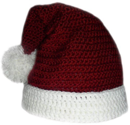 Inspirational Santa Claus Hat 5 Sizes Pdf Crochet Pattern Instant Santa Hat Pattern Of Unique Musings Of A Knit A Holic From Wales Knitting Pattern Santa Hat Pattern