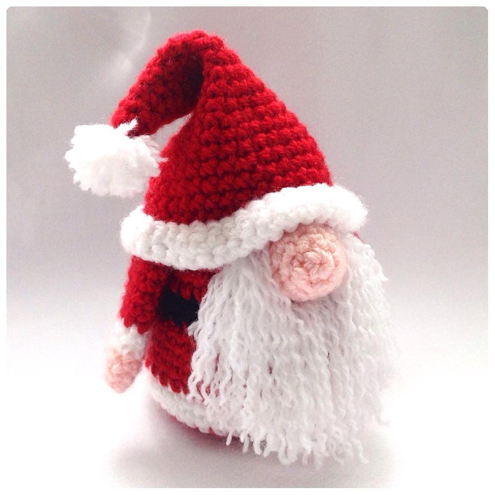 Inspirational Santa Gonk Christmas Decorations Crochet Pattern by Hooked Free Christmas Crochet Patterns for Beginners Of Incredible 41 Images Free Christmas Crochet Patterns for Beginners
