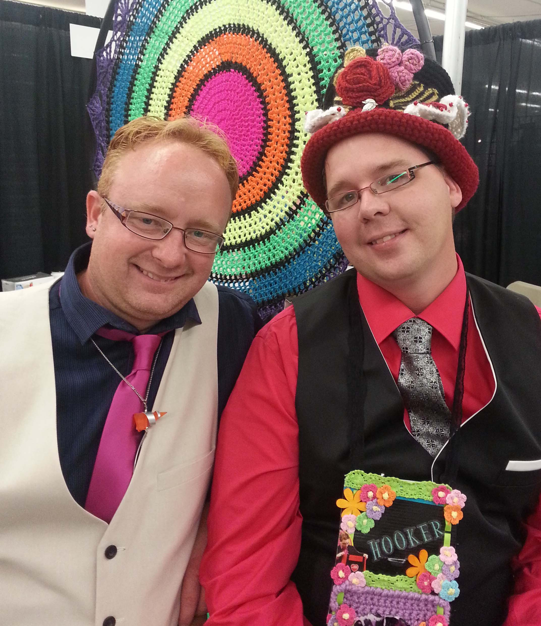 Inspirational Seeing Friends Mikey Crochet Of New 49 Images Mikey Crochet