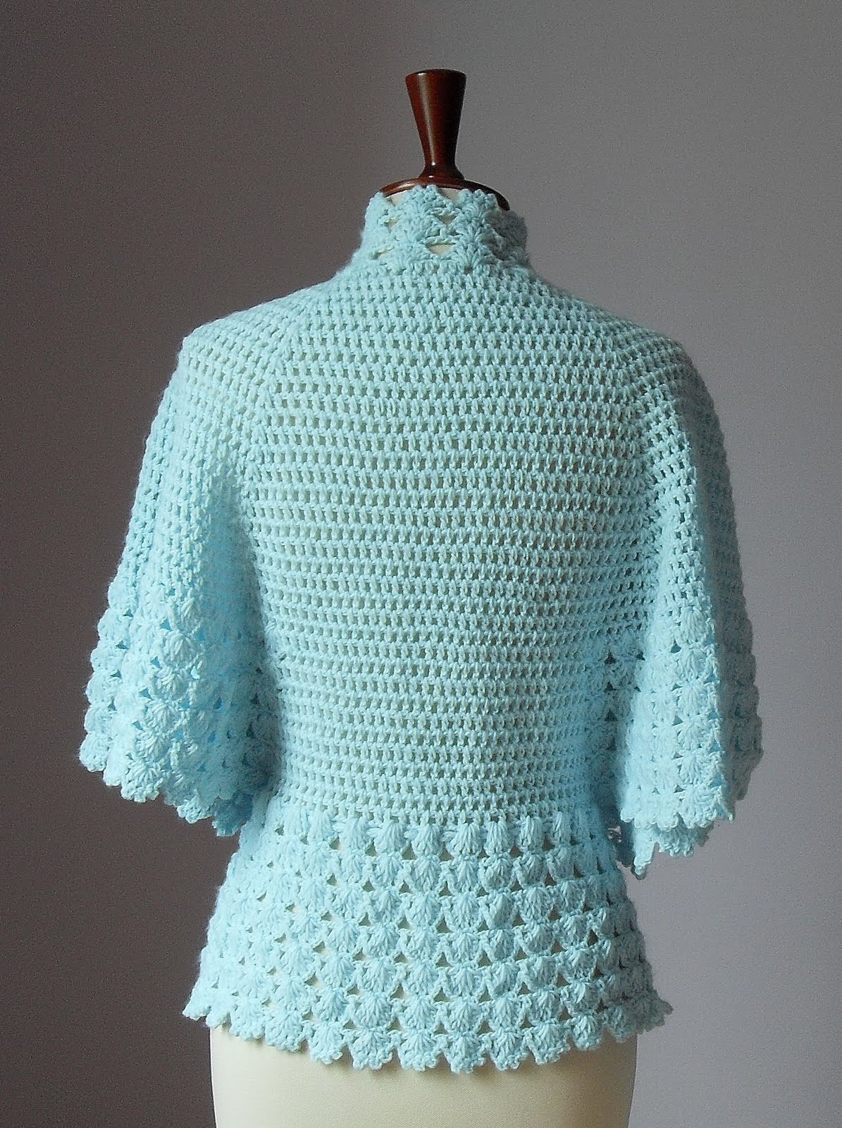 Inspirational Silvia66 Crocheted Bed Jacket or Light Cardigan Bed Jacket Pattern Of Luxury 42 Ideas Bed Jacket Pattern