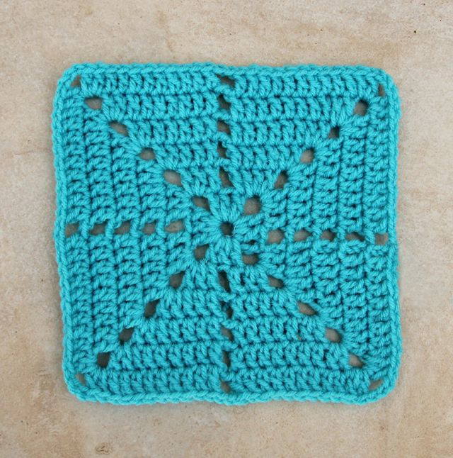 Inspirational Simple Filet Crochet Starburst Square Pattern W Up A Easy Granny Square Pattern Of Amazing 41 Pictures Easy Granny Square Pattern