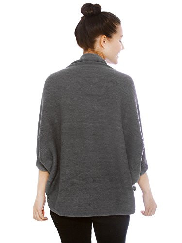 Simplicity Women s Trendy and Cool Basic Wrap Poncho Shawl
