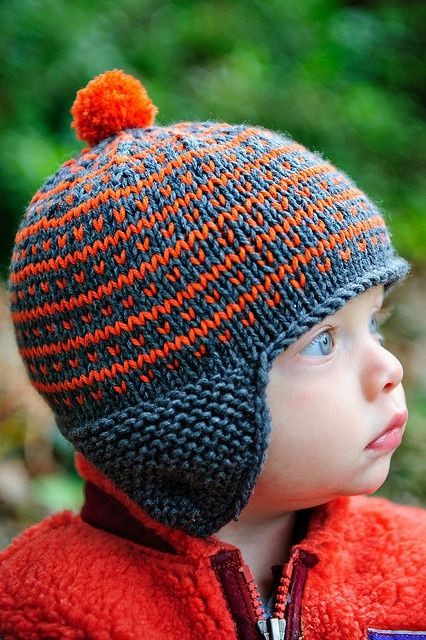 Inspirational Simply Fair isle Knit Hat with Ear Flaps Of Marvelous 50 Pics Knit Hat with Ear Flaps