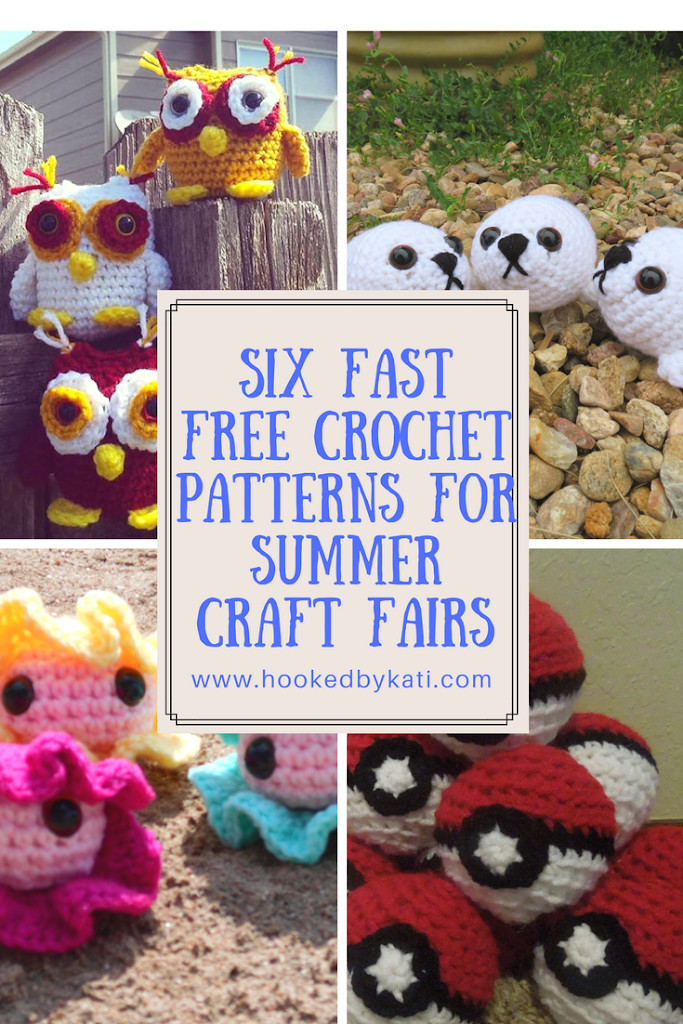 Inspirational Six Fast Free Crochet Pattern to Sell at Summer Craft Quick Crochet Projects to Sell Of Fresh 45 Ideas Quick Crochet Projects to Sell