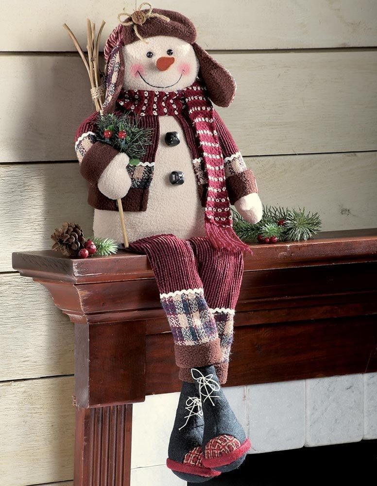 Inspirational Snowman Decorations Best Selections for Your Holiday and Christmas Snowman Decorations Of Adorable 41 Models Christmas Snowman Decorations
