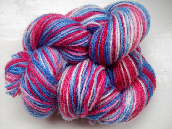 Inspirational sock Yarn Hand Dyed Wool Hand Painted Patriotic Red Red White and Blue Yarn Of Awesome 48 Pictures Red White and Blue Yarn