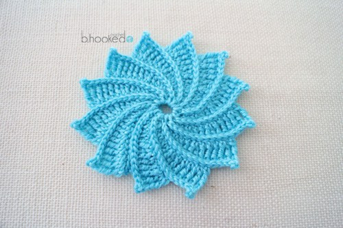 Inspirational Spiral Crochet Flower Free Pattern and Video Tutorial Spiral Crochet Pattern Free Of Fresh 44 Models Spiral Crochet Pattern Free