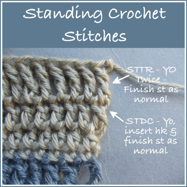 Inspirational Standing Crochet Stitches Crochet Tutorial Crochet Stitches with Pictures Of Marvelous 46 Photos Crochet Stitches with Pictures