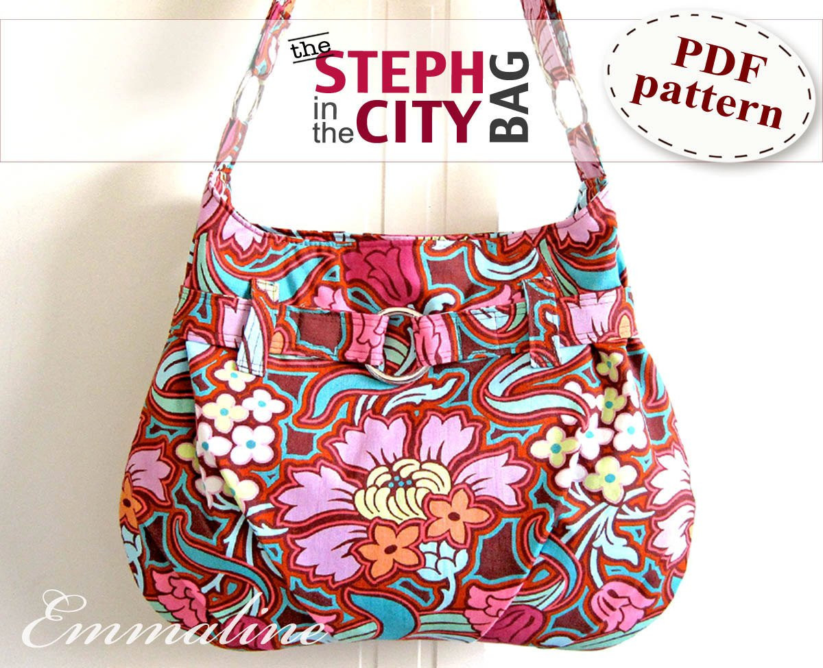 Inspirational Steph In the City Bag Pdf Purse Pattern Handbag Shoulder Shoulder Bag Patterns Of Contemporary 47 Pictures Shoulder Bag Patterns