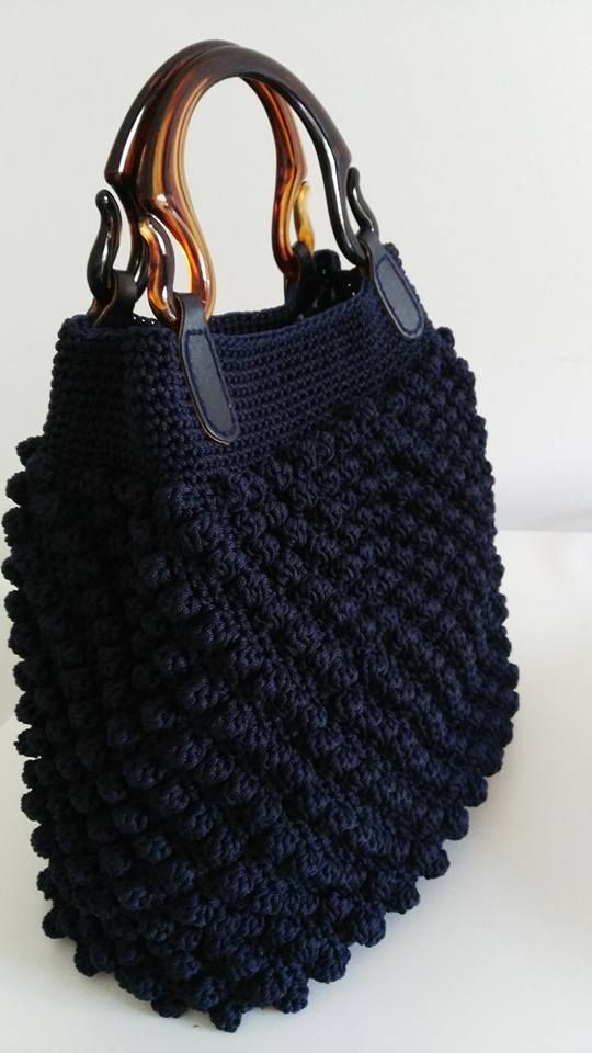 Inspirational Stylish Crochet Bag Craftsy Pinterest Crochet tote Of Adorable 41 Images Crochet tote