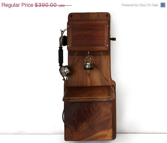 Inspirational Summer Sale Antique French Crank Wall Telephone by Antique Wall Phones for Sale Of Brilliant 40 Pics Antique Wall Phones for Sale