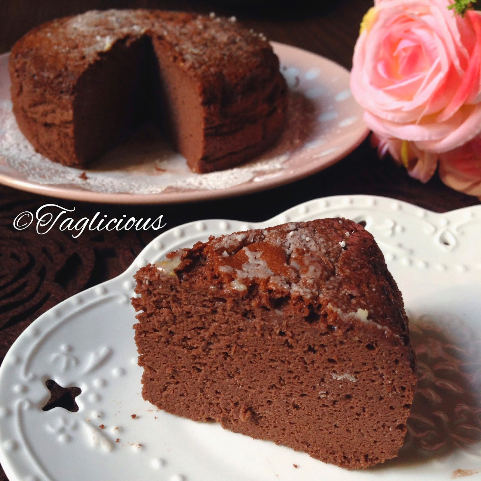 TAGlicious Simple 3 ingre nts Japanese Cotton cheesecake