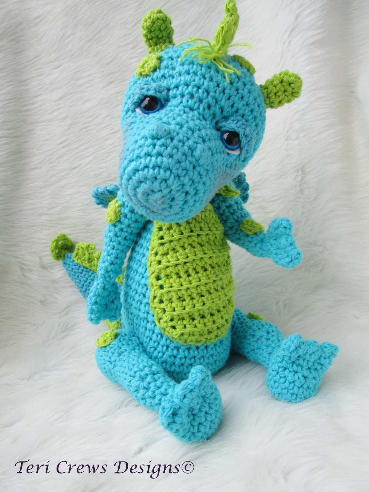Inspirational Teri S Blog New Cute Dragon Crochet Pattern Crochet Dragon Pattern Of Brilliant 50 Pictures Crochet Dragon Pattern