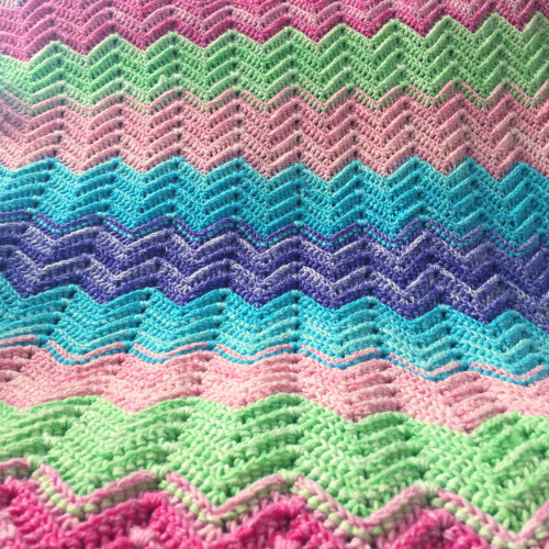 Inspirational Textured Chevron Blanket – Free Crochet Pattern Free Chevron Crochet Pattern Of Top 49 Models Free Chevron Crochet Pattern