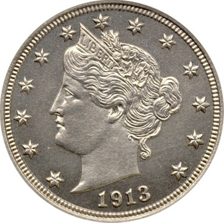 The 1913 Liberty Head Nickels Five Treasures – Mysterious