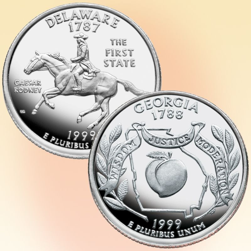 Inspirational the 50 State Proof Quarters Collection 50 State Quarter Collection Of Adorable 42 Pictures 50 State Quarter Collection