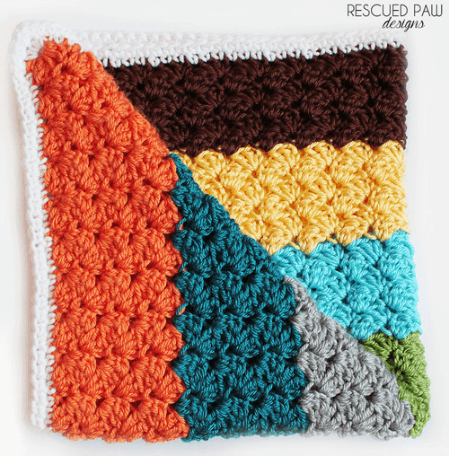 Inspirational the 7 Best Crochet Stitches for Blankets Different Best Crochet Stitch for Blanket Of Perfect 45 Ideas Best Crochet Stitch for Blanket