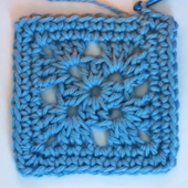 The Best Easy Free Granny Square Crochet Patterns