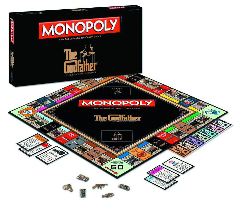 Inspirational the Godfather Collector S Edition Monopoly Released Monopoly Game Versions Of Gorgeous 40 Photos Monopoly Game Versions
