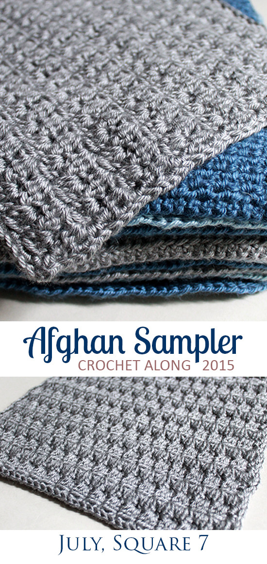 Inspirational the Inspired Wren Square 7 Crochet Along Afghan Sampler Crochet Sampler Afghan Of Attractive 47 Pictures Crochet Sampler Afghan