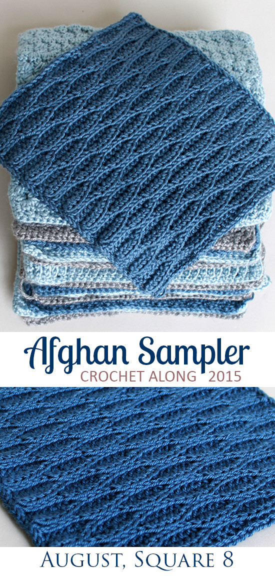 Inspirational the Inspired Wren Square 8 Crochet Along Afghan Sampler Crochet Sampler Afghan Of Attractive 47 Pictures Crochet Sampler Afghan