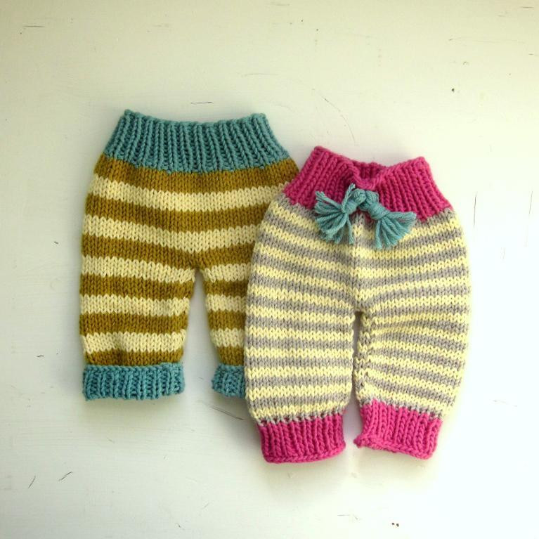 The Sweetest Knitted Baby Clothes Ever