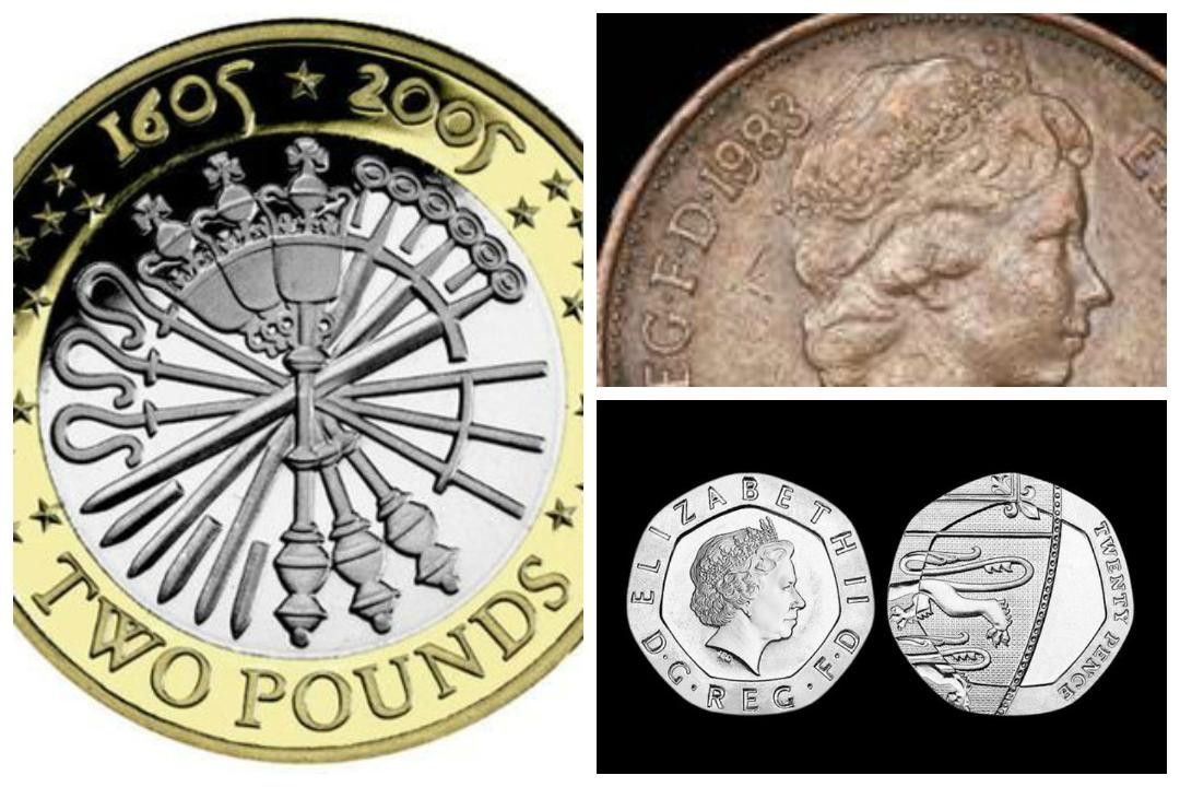 Inspirational the Uk S Most Valuable Coins the 2p 5p and 50p Pieces New Quarters Worth Money Of Marvelous 42 Pics New Quarters Worth Money