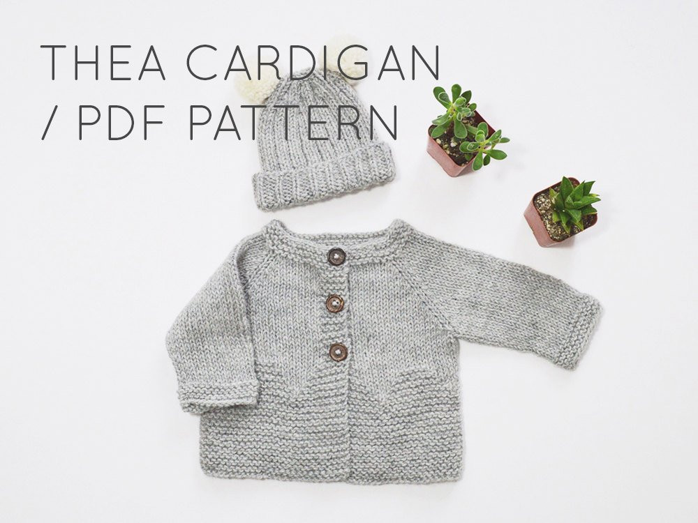 Inspirational thea Cardigan Pdf Download Baby Cardigan Sweater Knitting Easy Knit Baby Sweater Of Fresh 41 Ideas Easy Knit Baby Sweater