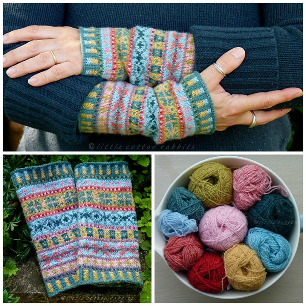 Inspirational This Free Fair isle Mittens Pattern is Perfect for Using Fair isle Knitting Patterns Of Lovely 46 Ideas Fair isle Knitting Patterns
