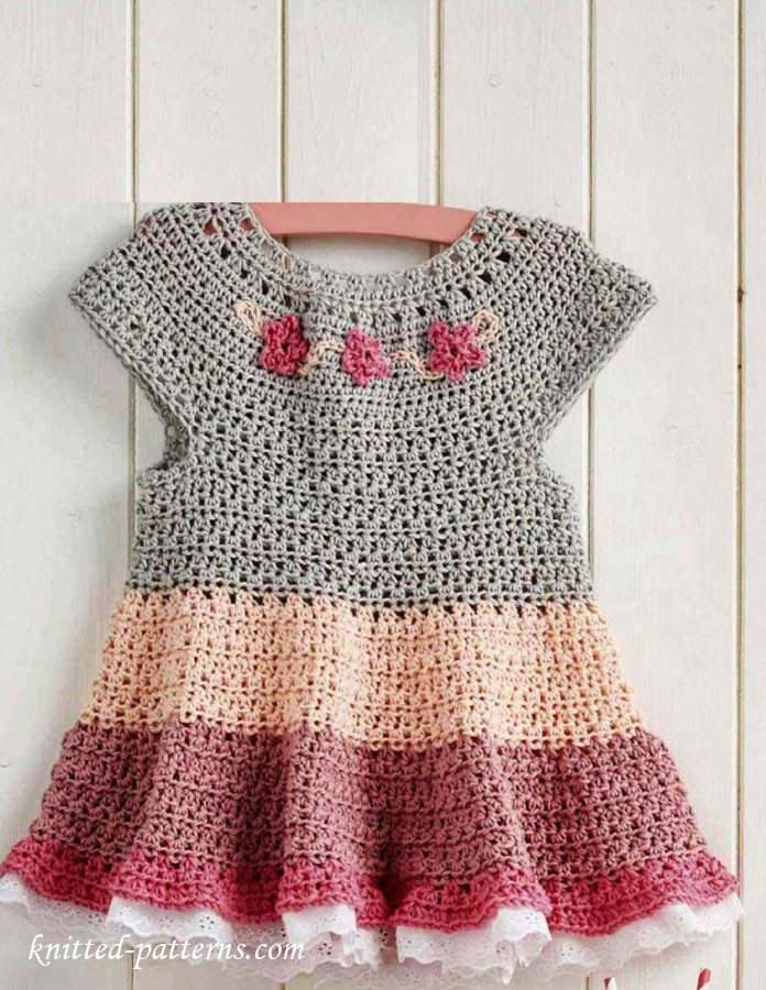 Inspirational Tiered Dress for Girl Crochet Clothing Patterns Of Amazing 44 Pics Crochet Clothing Patterns