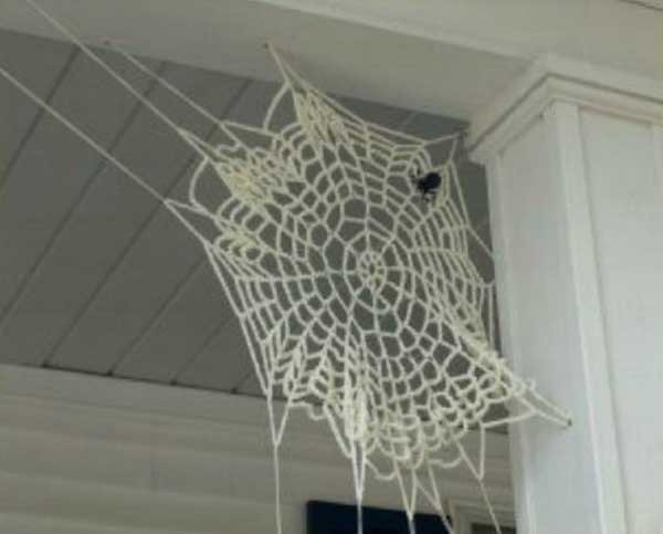 Inspirational top 20 Cutest Crochet Projects Help to Personalize Your Crochet Spider Web Of Beautiful 48 Models Crochet Spider Web