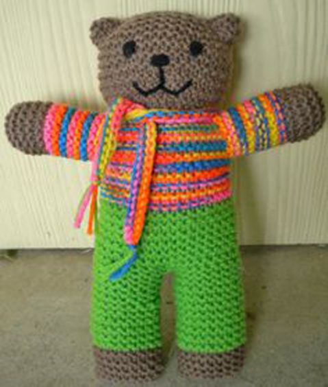 Inspirational Trauma Ted S Will Bring fort to Highland Children In Knitting for Charity organizations Of Amazing 45 Ideas Knitting for Charity organizations