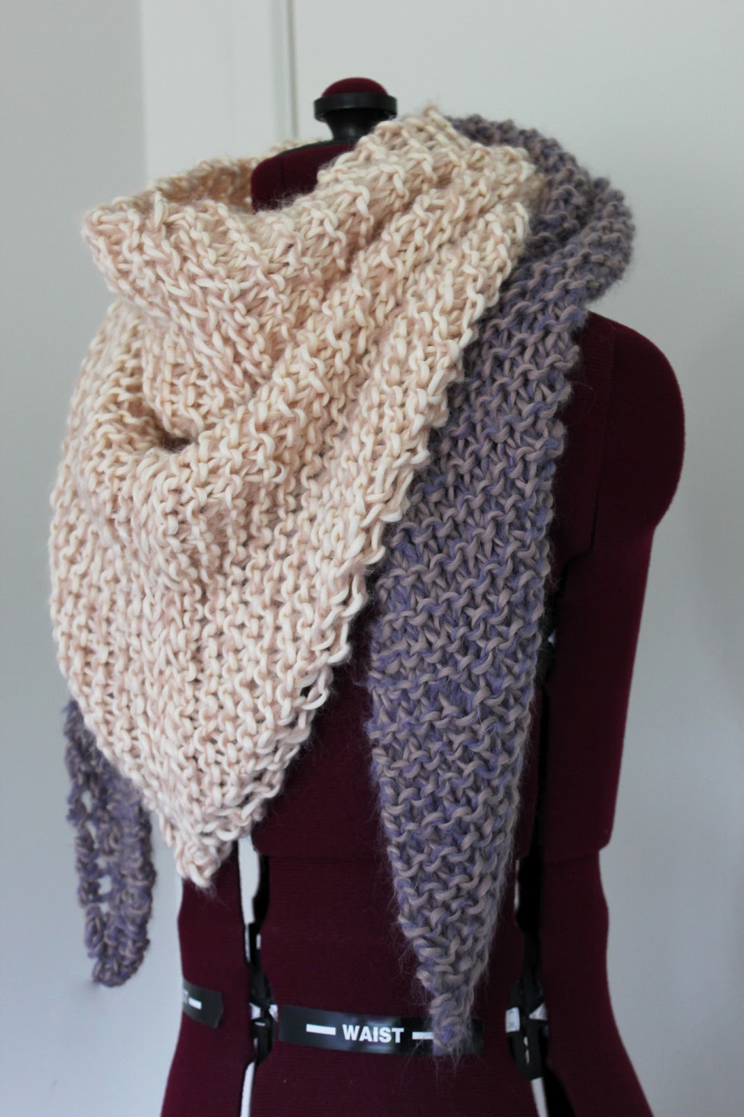 Inspirational Triangle Scarf and Pattern Knitted Shawl Wrap Of Superb 49 Images Knitted Shawl Wrap