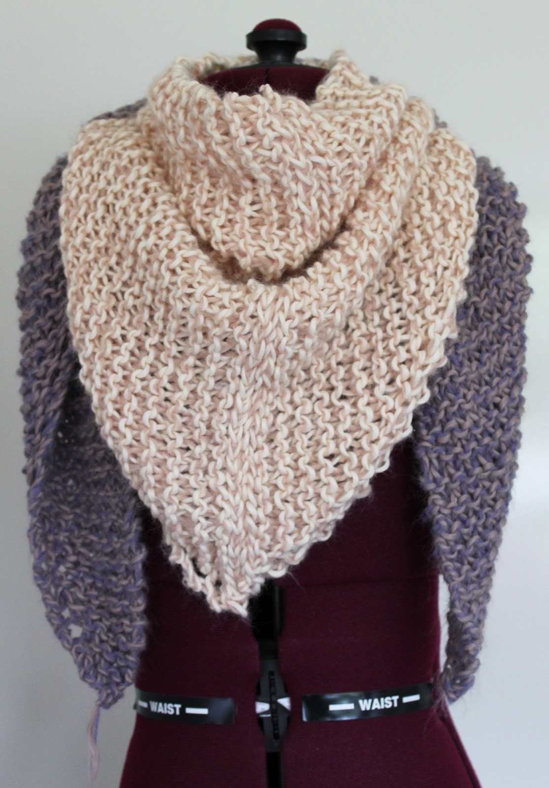 Inspirational Triangle Scarf and Pattern Triangle Scarf Pattern Of Top 49 Models Triangle Scarf Pattern