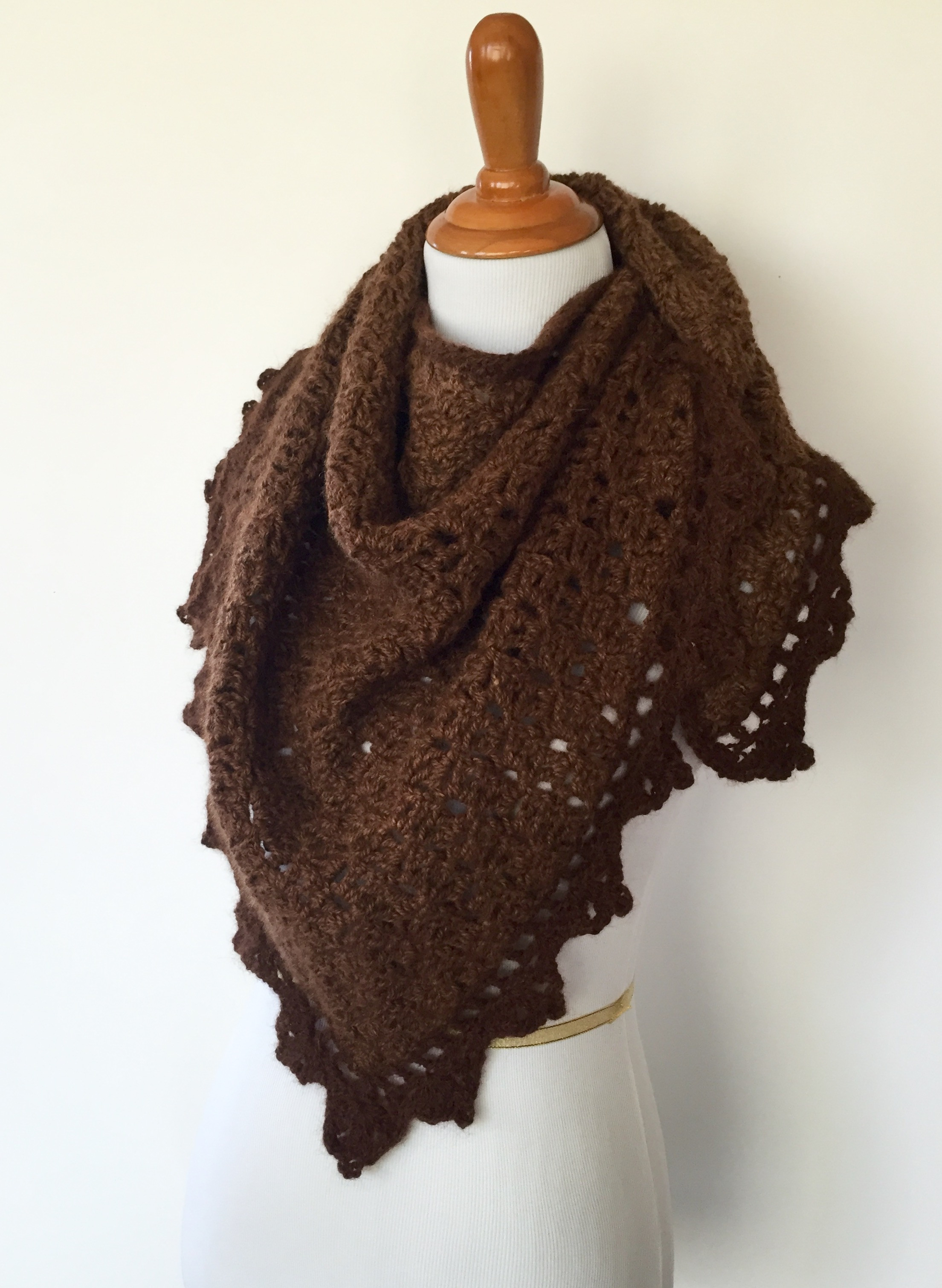 Inspirational Triangle Shawl Crochet Pattern by Little Monkey S Designs Triangle Shawl Of Lovely 41 Pics Triangle Shawl