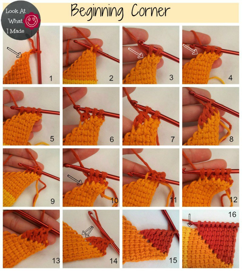 Inspirational Tunisian Crochet Ten Stitch Blanket Free Pattern ⋆ Look Tunisian Stitch Of Attractive 49 Pictures Tunisian Stitch