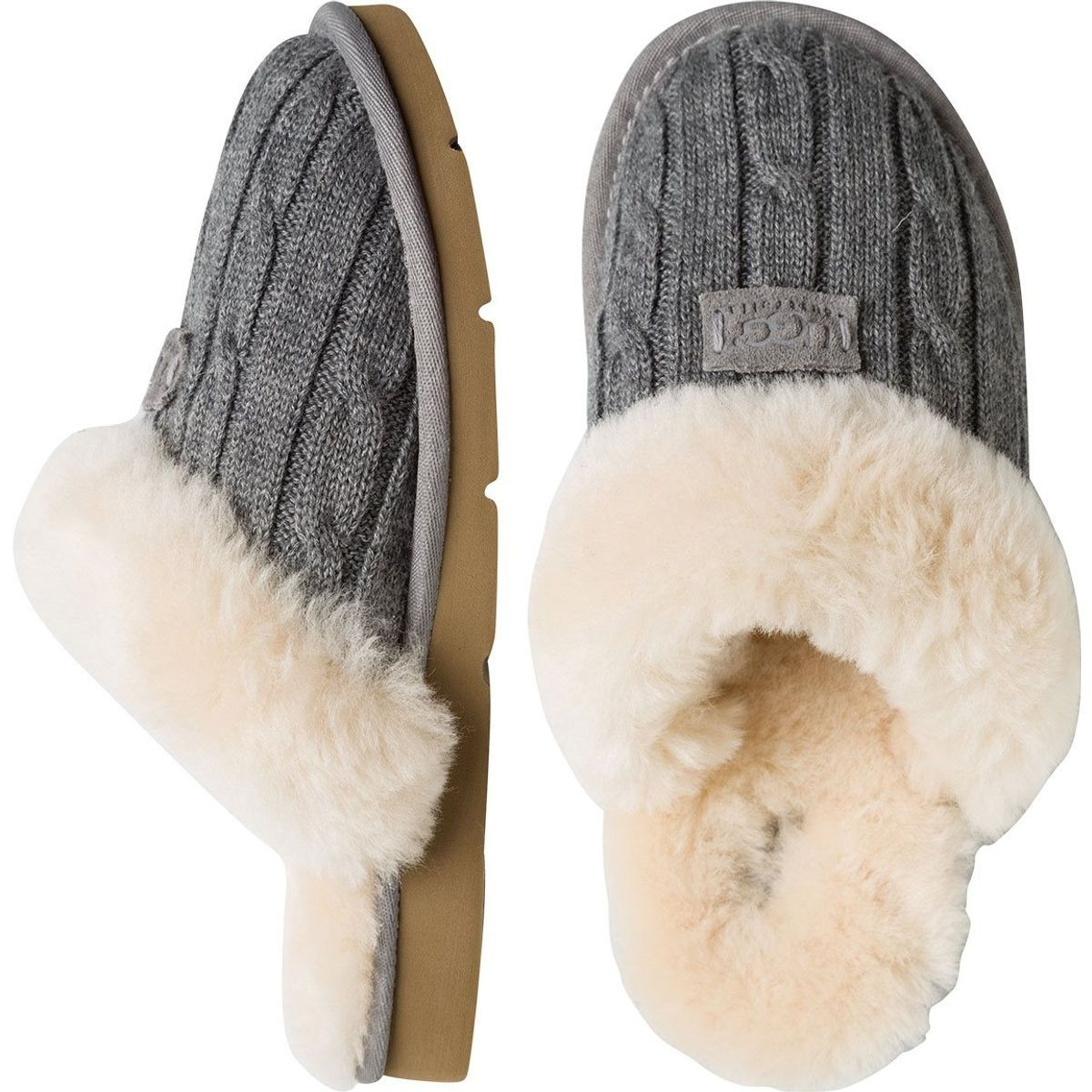 Ugg Knit Slippers Sweater Jeans And Boots