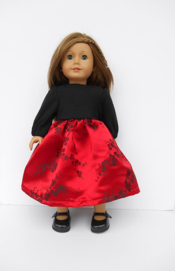 Inspirational Unavailable Listing On Etsy American Girl Christmas Dress Of Lovely 47 Models American Girl Christmas Dress