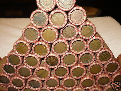 Inspirational Unsearched Wheat Penny Rolls with Indian Heads Showing for Wheat Penny Rolls Of Awesome 43 Photos Wheat Penny Rolls
