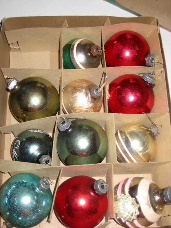 Inspirational Vintage 1950s Shiny Brite Christmas ornaments by Paintedpony99 Shiny Brite ornaments Vintage Of Marvelous 46 Models Shiny Brite ornaments Vintage