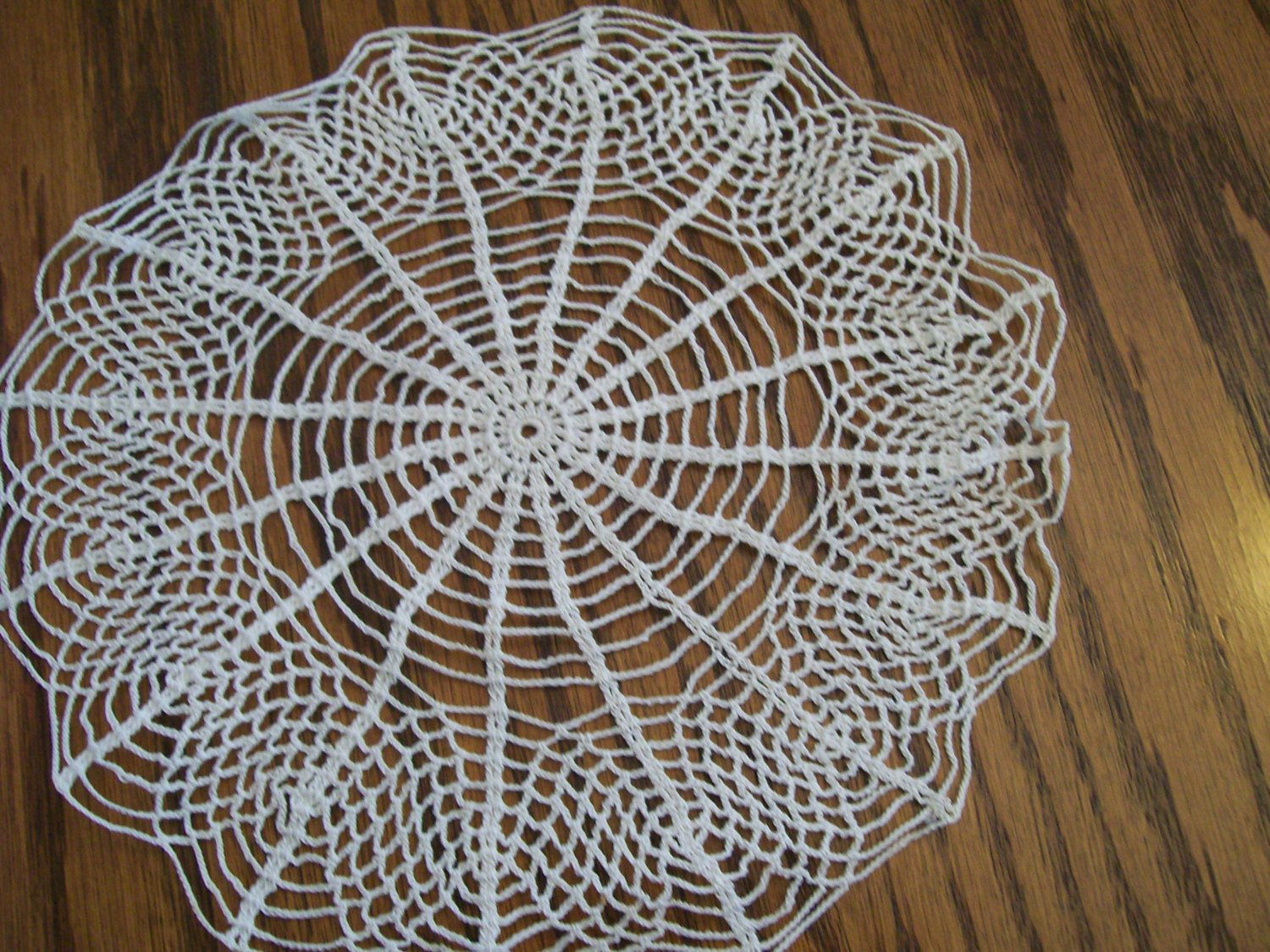 Inspirational Vintage Crocheted Doily Spider Web Like Hand Stitched Crochet Spider Web Of Beautiful 48 Models Crochet Spider Web