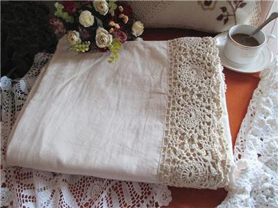 Inspirational Vintage Ecru Cotton Hand Crochet Lace Double Bed Skirt Crochet Bed Skirts Of Gorgeous 41 Pics Crochet Bed Skirts