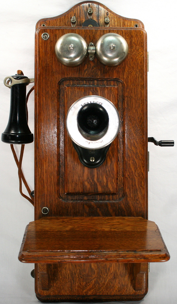 Inspirational Vintage Oak Kellogg Cathedral Wall Telephone Antique Wall Telephone Of Superb 36 Ideas Antique Wall Telephone