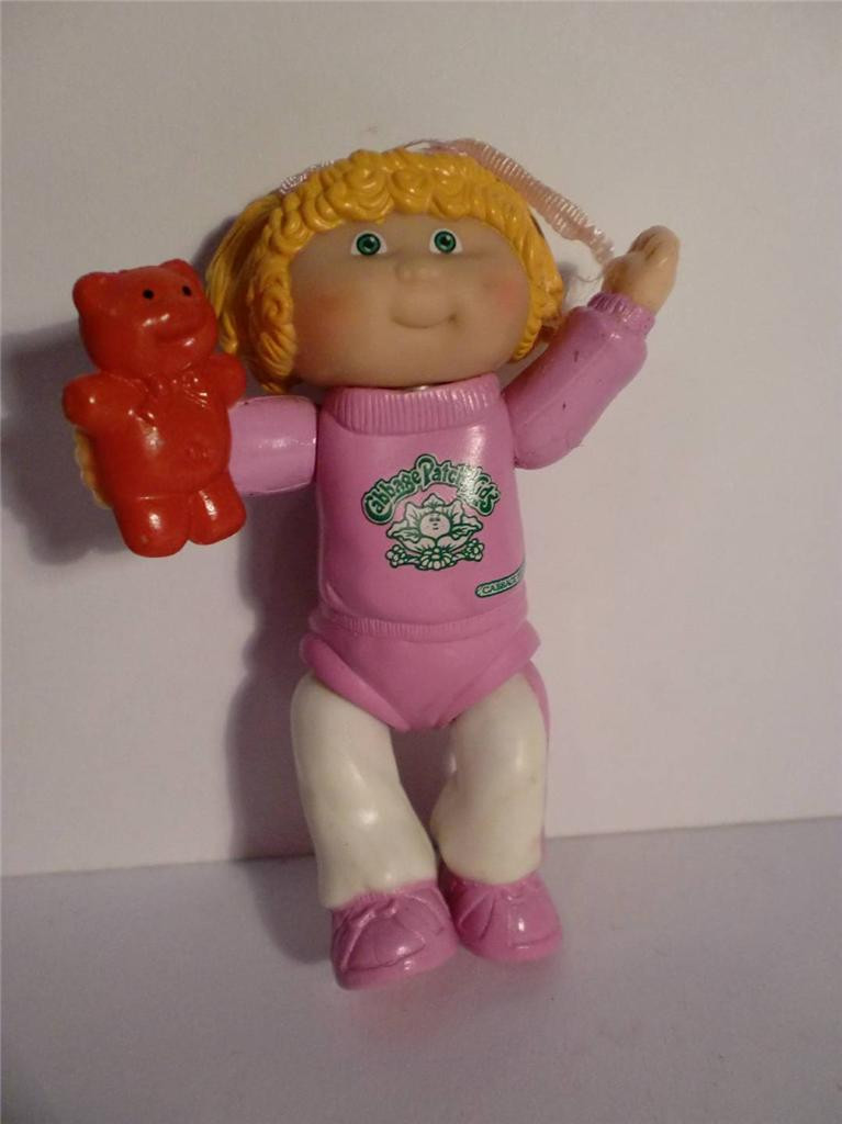 Inspirational Vintage Poseable Cabbage Patch Kids Doll Figure Figurine Collectible Cabbage Patch Dolls Of Luxury 42 Pics Collectible Cabbage Patch Dolls