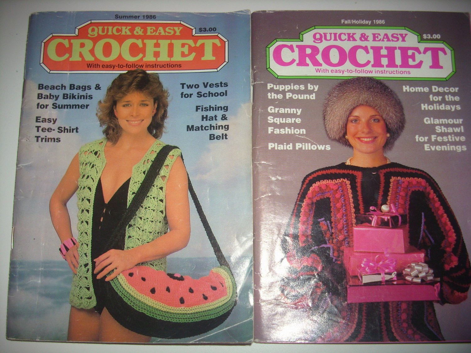 Inspirational Vintage Quick and Easy Crochet Magazines From Quick and Easy Crochet Magazine Of Amazing 40 Models Quick and Easy Crochet Magazine