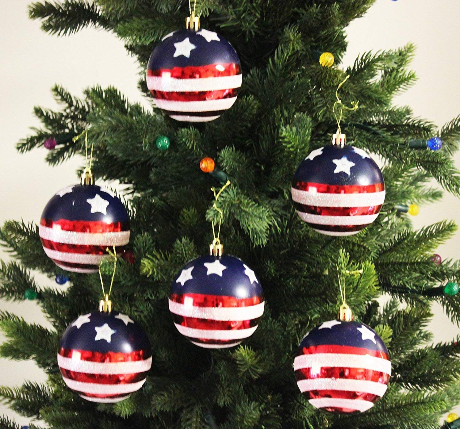 Inspirational where to Find the Best Patriotic Christmas Tree ornaments Christmas Tree Ball ornaments Of Charming 46 Ideas Christmas Tree Ball ornaments