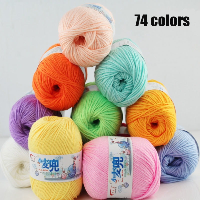 Inspirational wholesale 6 Balls 300g Yarn for Knitting soft Silk Fiber Discount Yarn Outlets Of Attractive 43 Pictures Discount Yarn Outlets