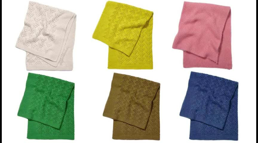 Wholesale Cotton New Born Knit Baby Quilted Snuggie