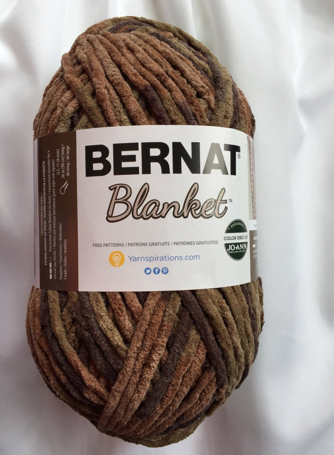 Inspirational Woodsy Bernat Blanket Yarn Big 10 5 Oz Skein Bernat Chunky Blanket Yarn Of Fresh 50 Ideas Bernat Chunky Blanket Yarn